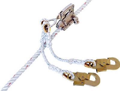 ツヨロン 傾斜面用ロリップ【KS-1-BX】(保護具・安全帯)