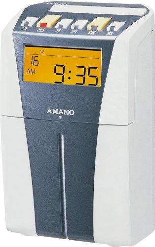 アマノ 電子タイムレコーダー CRX-200S