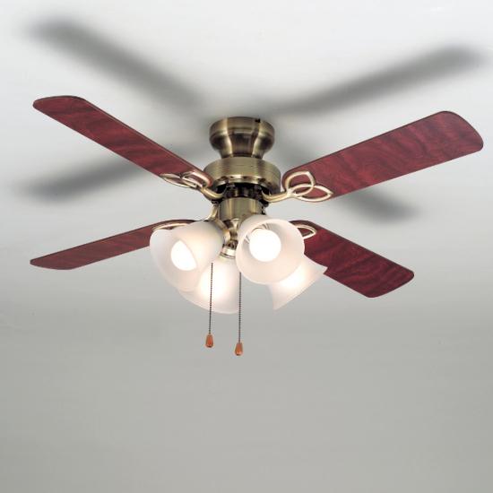 シーリングファンライト 照明 TKM-42AB4LKEFZ(代引不可)【送料無料】