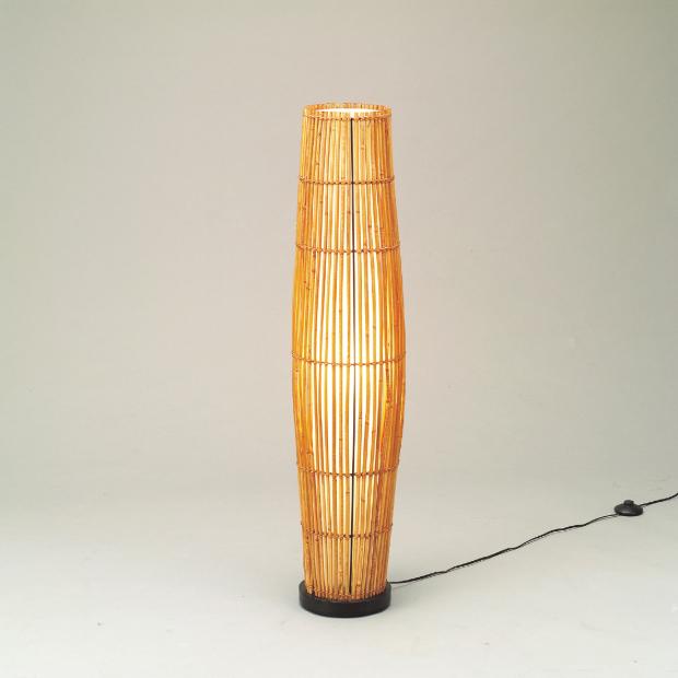 フロアスタンドライト 照明 ライト リビング WDLT0-77Z おしゃれ 茶色 白色 ブラウン ホワイト(代引不可)【送料無料】