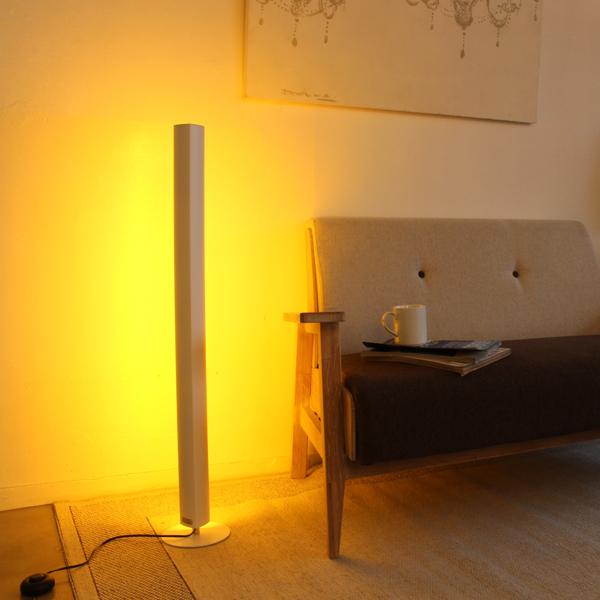 照明 フロアランプ LED対応 LED Tramonto トラモント LF4466WH ディクラッセ ランプ リビングランプ(代引不可)【送料無料】
