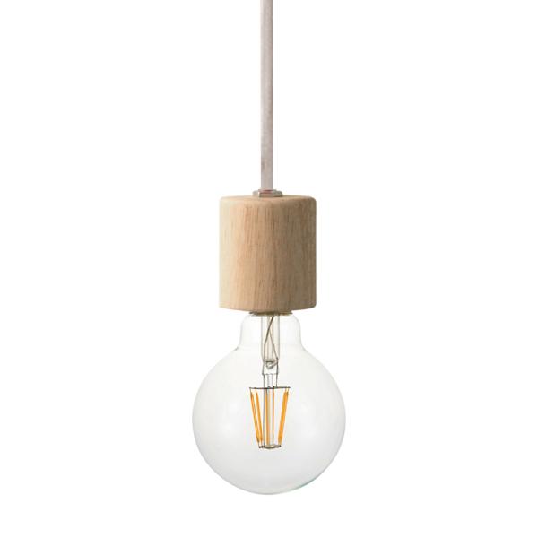 照明 ペンダントランプ LED対応 LED Nude ヌード LP3095GY ディクラッセ ランプ 天井照明(代引不可)【送料無料】