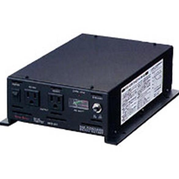 New-Era(ニューエラー) 24V用DC-ACインバータ 800W 矩形波タイプ 【HAS-802】【送料無料】