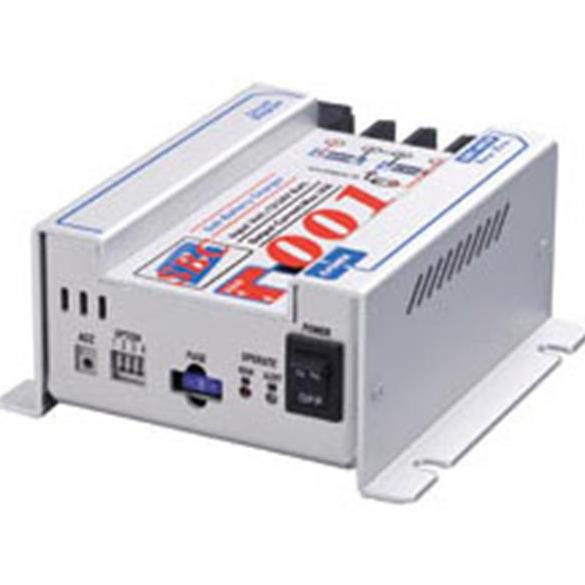 New-Era(ニューエラー) サブバッテリーチャージャー 12V/24V兼用 MAX30A 【SBC-001B】【送料無料】