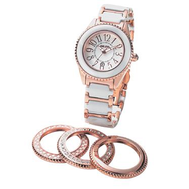 フォリフォリ Folli Follie 腕時計 WF0B033BDW レディース 【送料無料】