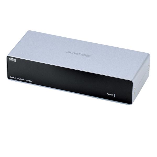 サンワサプライ 高性能ディスプレイ分配器(8分配) VGA-SP8【送料無料】 (代引不可)