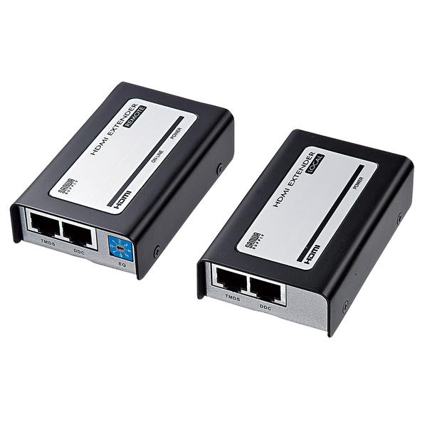 サンワサプライ HDMIエクステンダー VGA-EXHD【送料無料】 (代引不可)