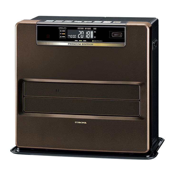暖房 石油ファンヒーター FH-CWZ46BY(TU) ファン ファンヒーター 暖房器具(代引不可)【送料無料】