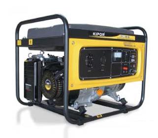 KIPOR キッポー ガソリン発電機 KGE3.5 50Hz パワーテック POWERTECH 発電機 ガソリンエンジン発電機(代引不可)【送料無料】