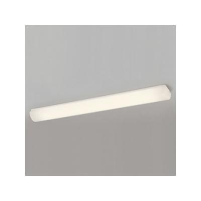 オーデリック LEDキッチンライト Hf32W定格出力1灯相当 壁面 天井面 傾斜面取付兼用 引掛シーリング付 電球色タイプ (OL251581L):リコメン堂インテリア館