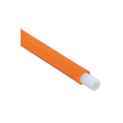 割引購入 長さ50m (iジョイント) 架橋ポリエチレン管 サイズ:10A (WGDP1C-10R):リコメン堂インテリア館 KVK(ケーブイケー) 被覆材厚み:10mm オレンジ-ガーデニング・農業