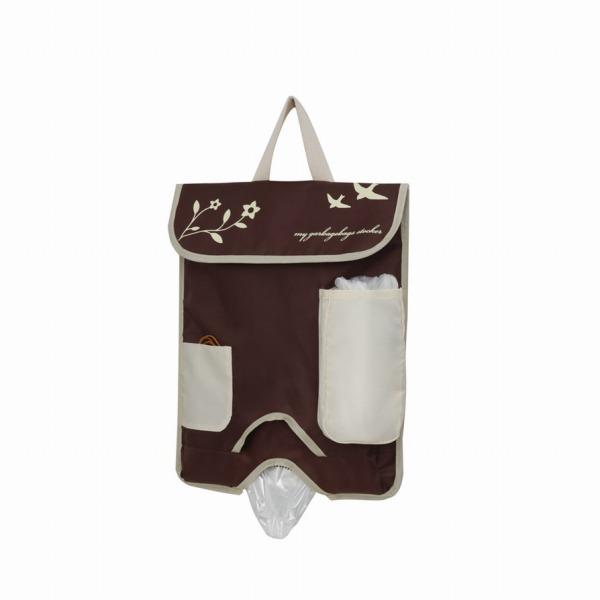ごみ袋をまとめて吊るしてスリムにストック 超目玉 取り出し簡単 70%OFFアウトレット ごみ袋ストッカー