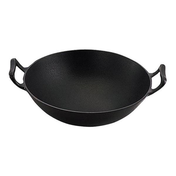 【送料無料】日本製の中華鍋。 池永鉄工 新中華鍋 36cm【送料無料】