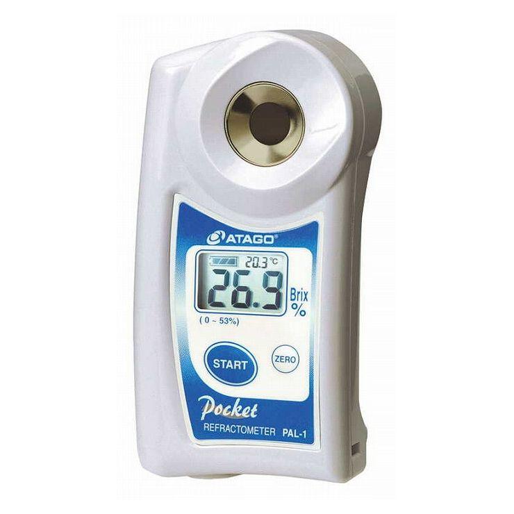 激安通販の アタゴ アタゴ PAL-1 デジタルポケット糖度計 128140, 面白生活 ec23b4ae