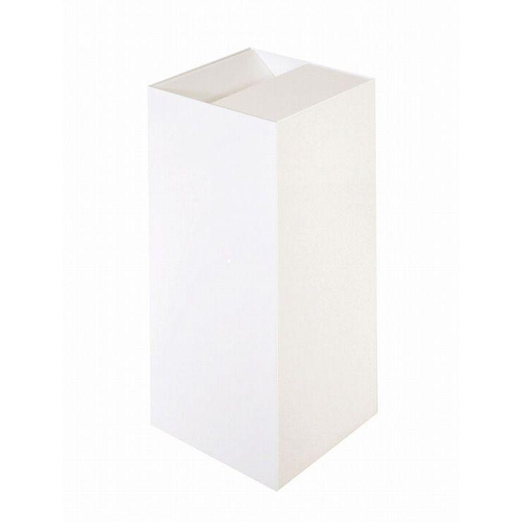 【日本製】 SLANT リビングダストボックス スリム ゴミ箱 ごみ箱 シンプル オシャレ キャスター付き(代引不可)【送料無料】