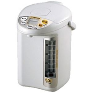 象印マホービン マイコン電動ポット湯めいっぱいCD-PB50-HA