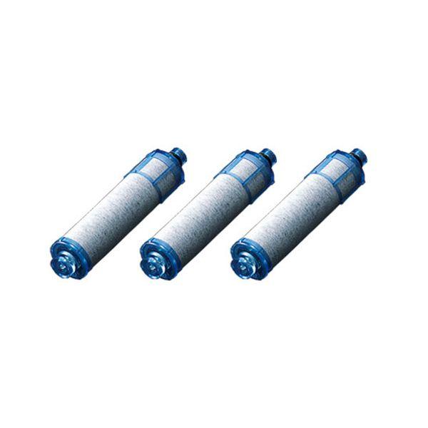 INAX(イナックス) オールインワン浄水栓取替用カートリッジ(高塩素除去タイプ3本セット) JF-21-T