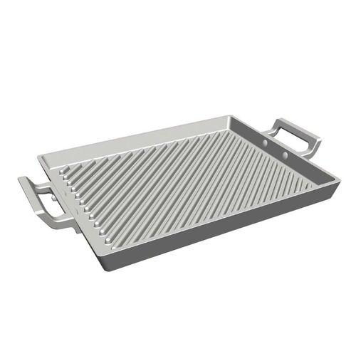 ホクア アルミ鋳物 角形グリルプレート ASTI501