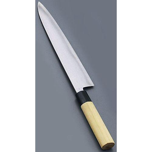 堺寛光 匠練銀三 和牛刀(両刃) 27cm 37636 AZT4304【送料無料】