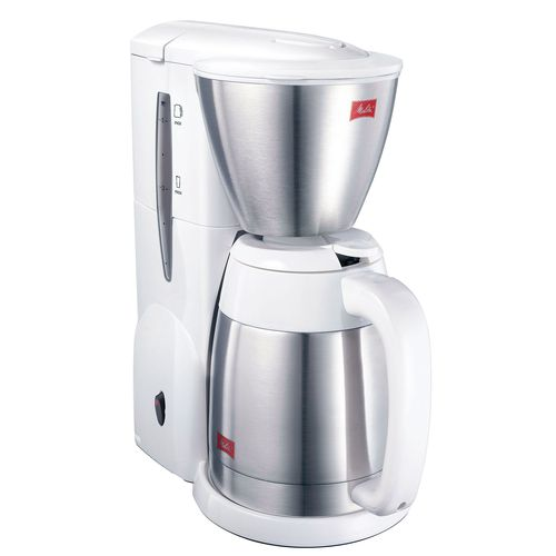メリタ コーヒーメーカー ノア SKT54 ホワイト FKCJ302【int_d11】
