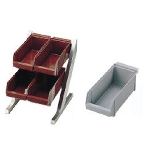最も  遠藤商事 SA18-8コンパクトオーガナイザー 遠藤商事 2段2列(4ヶ入)グレー EOC141 EOC141, journal standard Furniture:e42d70ba --- village.nogent94.com