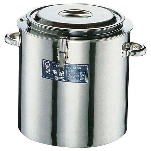 遠藤商事 SA18-8湯煎鍋 27cm EYS01027【送料無料】
