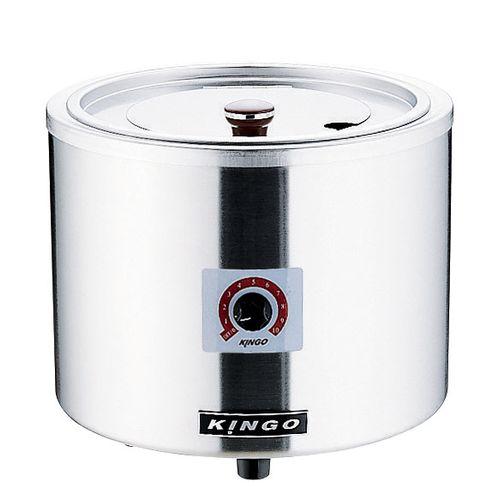 KINGO 湯煎式電気スープジャー D9001(中鍋なし) DSC2501【送料無料】