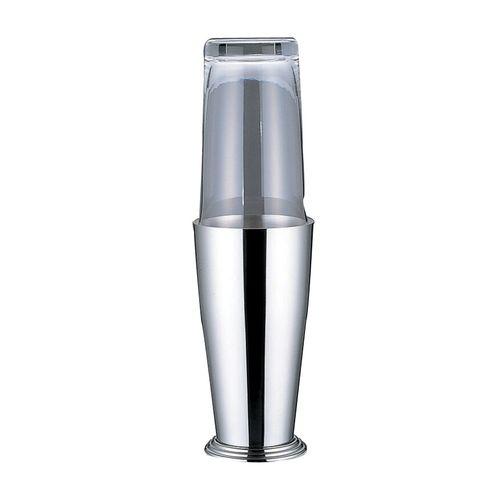 アイテム勢ぞろい YUKIWA 新作 大人気 UK18-8ボストンシェーカー ガラス蓋 PSE08
