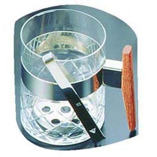 エムタカ ガラス製 アイスペール(トング付) 9081 PAI29【送料無料】:リコメン堂キッチン館