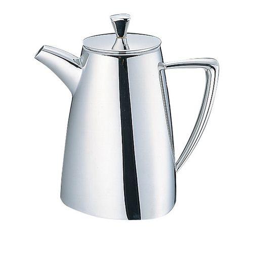 YUKIWA UK18-8トライアングルシリーズ コーヒーポット 8~10人用 PTL7703【送料無料】