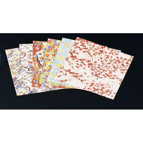 マイン 千代紙セット(200枚×6柄入) M33-132 QTY215【送料無料】