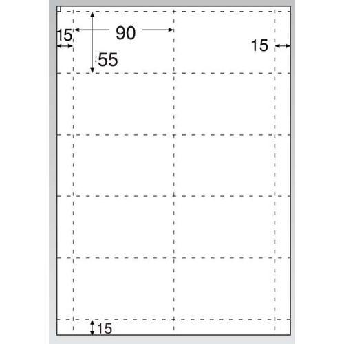 クラシック ヒサゴ 名刺・カード 10面(光沢&マット) CJ602 100シート入 XMI0502【送料無料】, 富岡町 b3cd4d99