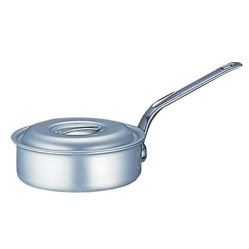 ホクア アルミ マイスター片手浅型鍋 18cm AKT6718