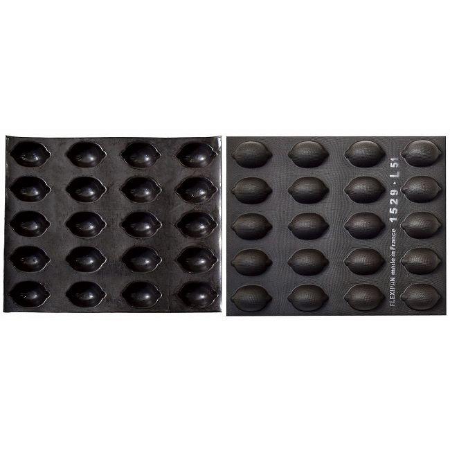 ドゥマール ドゥマール フレキシパン 20取 REF1529 レモン型 [WHL7601]