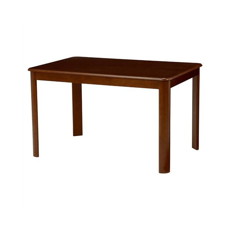 ダイニングテーブル 丸テーブル 丸型 ダイニングテーブル VDT-7684DBR(代引不可)【送料無料】