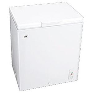 ハイアール チェスト式冷凍庫(145L) JF-NC145F-W ホワイト(代引き不可)【送料無料】