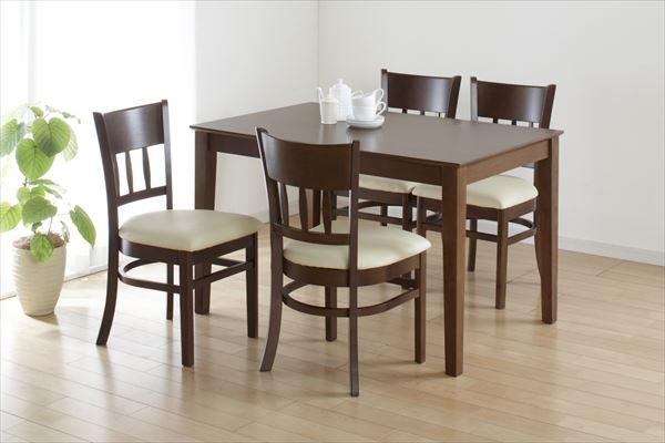 ダイニングテーブル マーチ幅115cm テーブル単品(代引き不可)【送料無料】