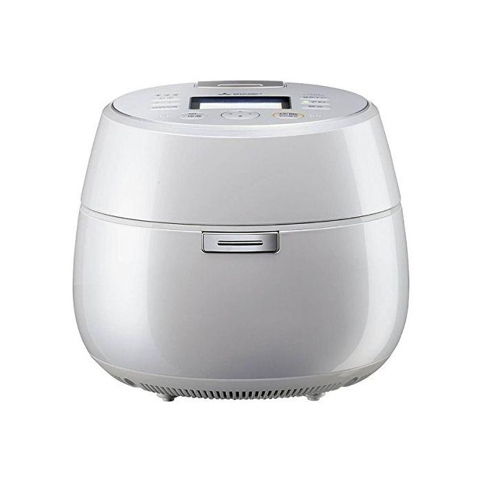 三菱電機 IHジャー炊飯器 本炭釜 NJ-AW107-W プレミアムホワイト【送料無料】