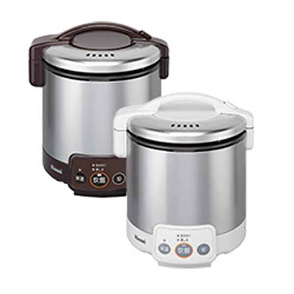 リンナイ こがまる ガス炊飯器 VM LPガス用 RR050VM-DB-LPG ダークブラウン