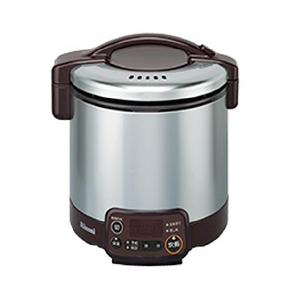 リンナイ こがまる ガス炊飯器 VMT 都市ガス用 RR050VMT-DB-13X ダークブラウン【送料無料】