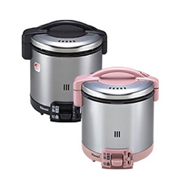 リンナイ こがまる ガス炊飯器 GS LPガス用 RR055GS-D-LPG ブラック