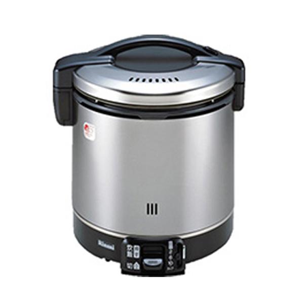 リンナイ こがまる ガス炊飯器 GS 都市ガス用 RR100GS-C-13X ブラック