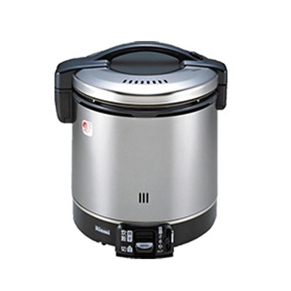 リンナイ こがまる ガス炊飯器 GS LPガス用 RR100GS-C-LPG ブラック