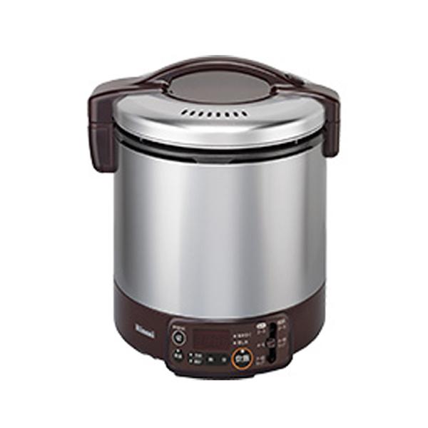 リンナイ こがまる ガス炊飯器 VMT 都市ガス用 RR100VMT-DB-13X ダークブラウン【送料無料】