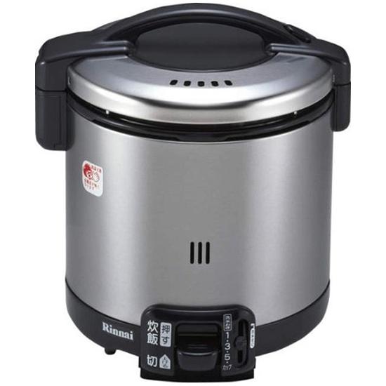 リンナイ ガス炊飯器 こがまる RR-055GS-D 13A 【都市ガス】 5.5合炊き(代引不可)【送料無料】