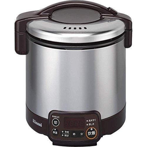 リンナイ ガス炊飯器 こがまる RR-050VMT(DB) LP 【プロパンガス(LPガス)】 5合炊き(代引不可)【送料無料】