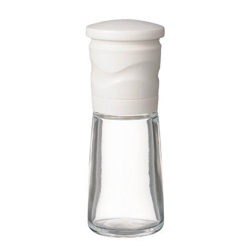京セラ 京セラセラミックミル 結晶塩 ペッパー用 ホワイトCM-15N-WH 永遠の定番 2020