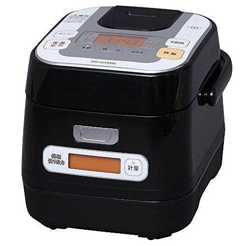 アイリスオーヤマ 米屋の旨み 銘柄量り炊きIHジャー炊飯器 RC-IA30-B(代引不可)