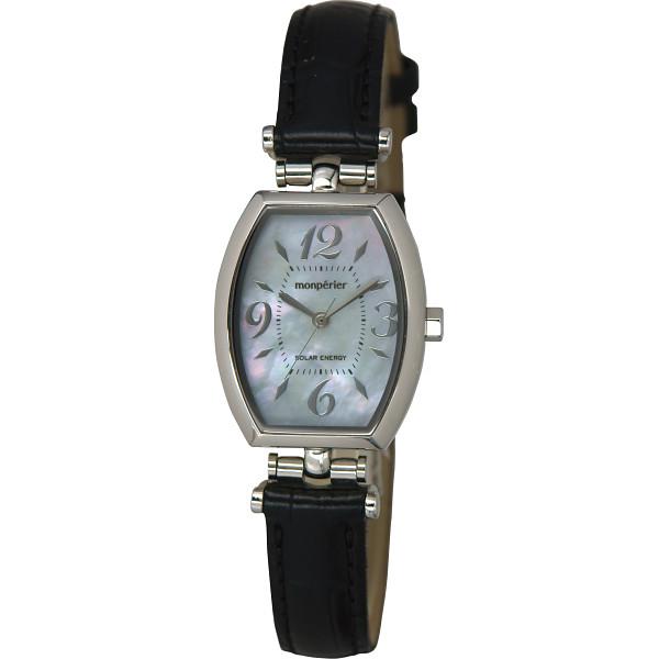 リコーエレメックス リコーエレメックス ソーラーエネルギーレディース腕時計 ホワイト 装身具 婦人装身品 婦人腕時計 699002-11(代引不可)【送料無料】