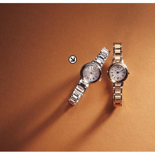 シチズン クロスシー レディース電波腕時計 クロスシー 装身具 婦人装身品 婦人腕時計 XCB38-9133(代引不可)【送料無料】